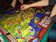 Raild of Europe - w takcie gry
