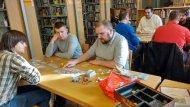 Lutowe spotkanie w bibliotece