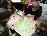 Turniej Carcassonne: Runda I