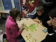 Turniej Carcassonne: Runda II