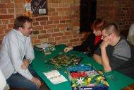 Grzegorz (pandura), Ela (olimpia) i Błażej (spiderblazzz) grają w Hoop