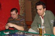 Błażej i Zbyszek grają w Battlestar:Galactica