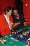 Adam (BadWolf) i Marek (Senaszel), czyli Cylon i jego parszywy pomocnik w Battlestar:Galactica
