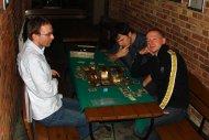 Grzegorz (pandura), Artur (Itsuma Oki) i Robert (Harkonnen) grają w Filary Ziemi