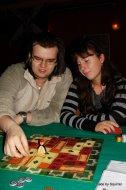 Dawid i Patrycja grają w Marrakesh
