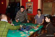 Gangsterzy czasu prohibicji - Robert, Nikodem, Adam i Malwina