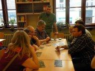 Spotkanie w Bibliotece UAM