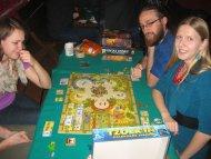 Tzolk'in czyli gra która mówi, że jest kalendarzem Majów, a plansza to kalendarz Azteków. Hmm...
