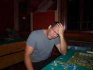 Tak wyglądałby załamany Rokter ... po przegraniu w swoją ulubioną grę.