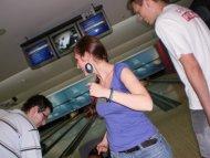 A tutaj już po :) na pewno najpiękniejsze okazywanie radości w historii bowlingu :)