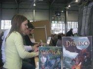 Dobble, Neuroshima hex, Slavika i Drako cieszyły się wyróżniającą popularnością.