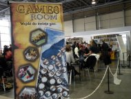 Games Room na Targach Hobby 2011