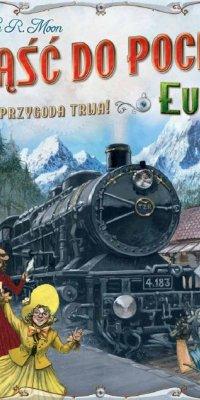Ticket to Ride: Europe   Wsiąść do pociągu: Europa